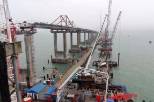 Выставка, посвященная строительству Крымского моста, открылась вКраснодаре
