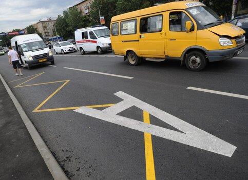 Автомобилистам запретят ездить повыделенкам вМоскве