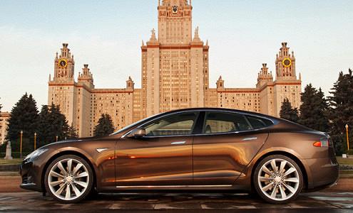 Как российский бизнес пересаживается на Tesla