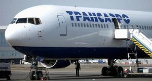 Акции авиакомпании «Трансаэро» растут на 71%