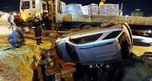 Оренбург потратит более 1,5 млрд рублей на безопасность дорог в 2017 году