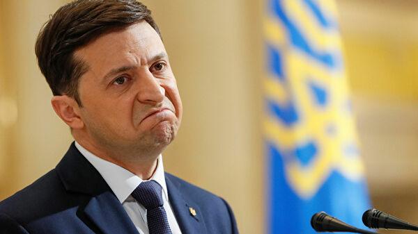 Вофисе Зеленского задумались овтором сроке