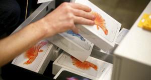 ФАС готовится возбудить дело на продавцов iPhone за ценовой сговор