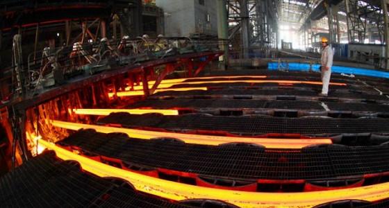 Производство стали в Китае упало впервые за 20 лет