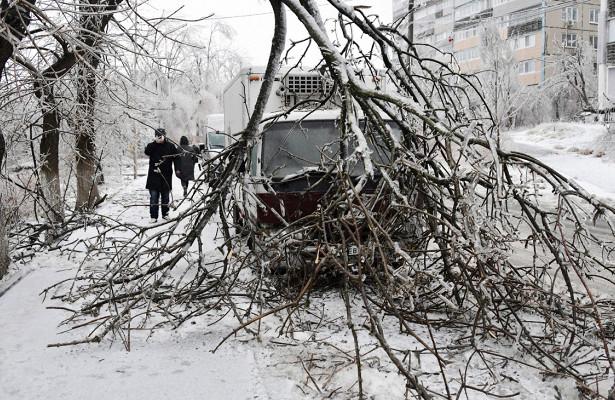 ВПриморском крае ввели режим ЧСвсвязи снепогодой