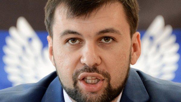 Глава ДНРобъяснил стремление Донбасса кинтеграции сРоссией