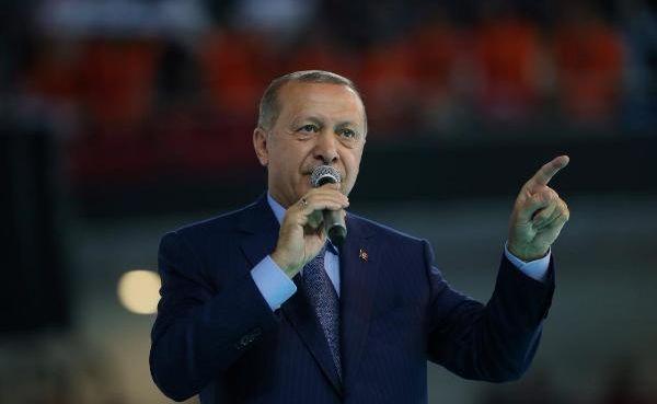 Эрдоган призвал непокупать французские товары