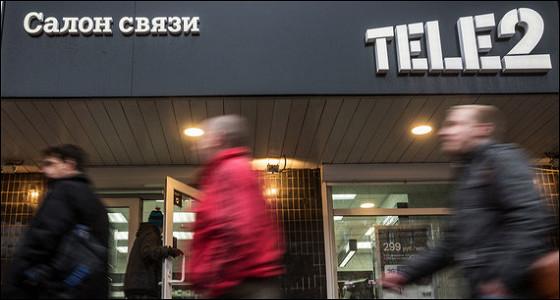 Tele2 подключила 2 млн абонентов в Москве менее чем за полгода
