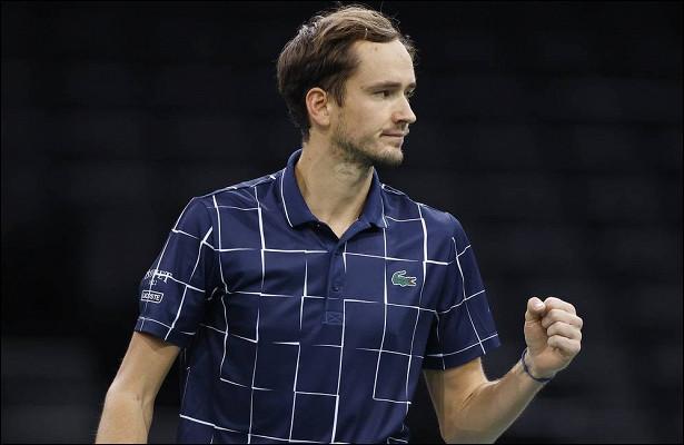 Даниил Медведев выиграл турнир серии Masters