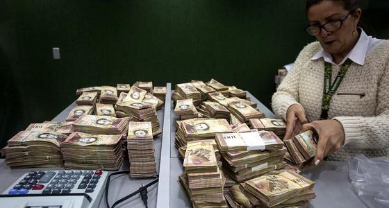 Самолеты с грузом новых банкнот из-за «саботажа» не прилетели в Венесуэлу