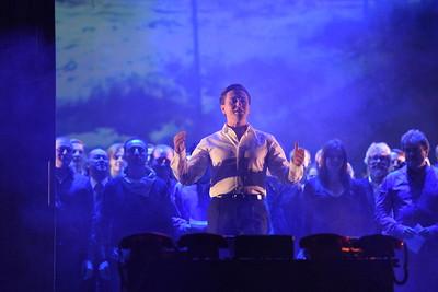 Безруков провел церемонию закрытия первой биеннале театрального искусства вМоскве