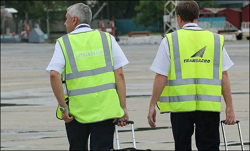 Росавиация подыщет работу для персонала «Трансаэро»