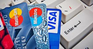 Cредние процентные ставки по кредитным картам в рублях