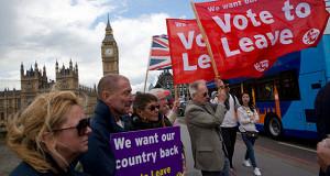Вопрос о членстве Великобритании в ЕС решат неопределившиеся избиратели