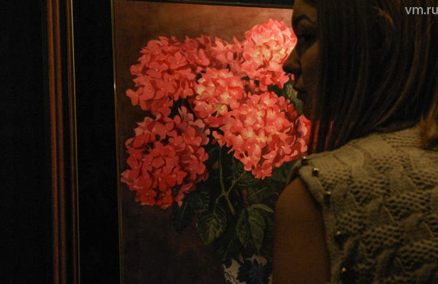 Художники демонстрируют визионерское искусство
