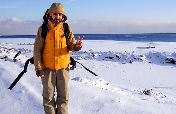 Путешественник Артем Бабаян рассказал, гдевАрмении можно побывать наНовый год