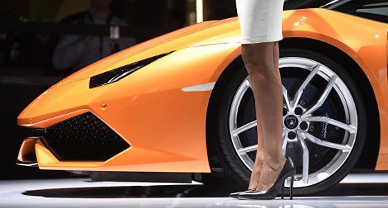 Lamborghini отзывает 42 спорткара в России