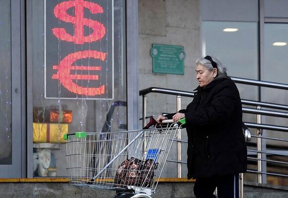 Рубль спасут отвыборов вСША