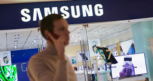 Samsung и LG не поделили Россию