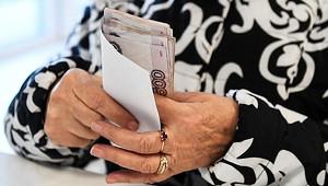 Названо условие выплаты двух пенсий вдекабре