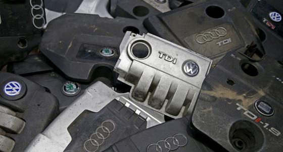 Volkswagen придется переоборудовать 3 млн дизельных машин в Европе