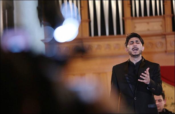 Мугам висполнении азербайджанского певца произвел фурор вРоссии