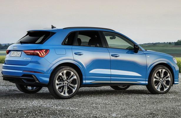 Audi Q3превратили вэкономичный гибрид