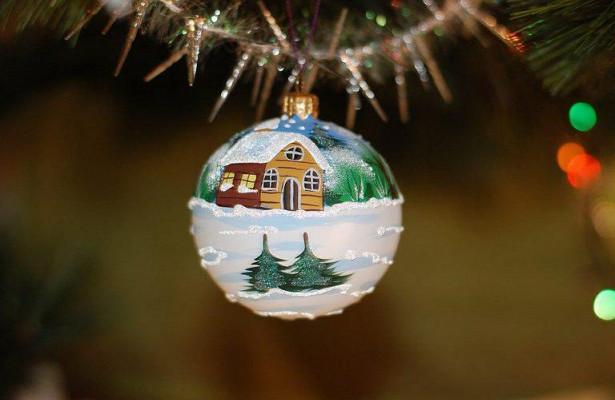 ВНовоподмосковном переулке состоится новогоднее представление длямалышей