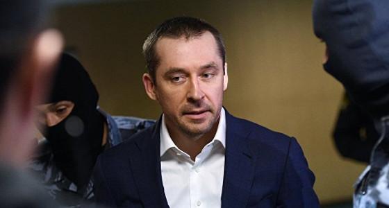 Суд продлил срок ареста полковнику Захарченко
