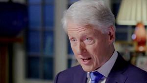 Билл Клинтон заснул наинаугурации Байдена