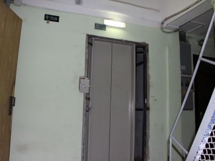 Сломанный лифт оставил инвалидов ипенсионеров безДнягорода