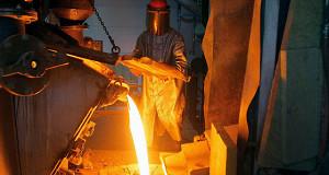 Промышленность выплеснула рост