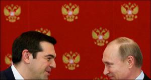 Путин напомнил грекам о полезности России