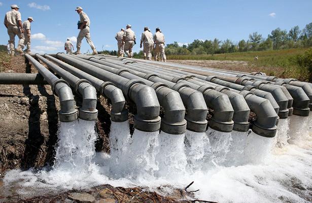 Кремль ответил Киеву поповоду водоснабжения Крыма