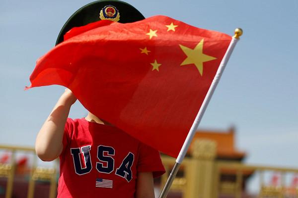 Китай впервые сначала торговой войны поставит газизСША