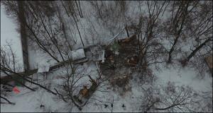 Снос объектов самостроя начался в московском парке «Фили»