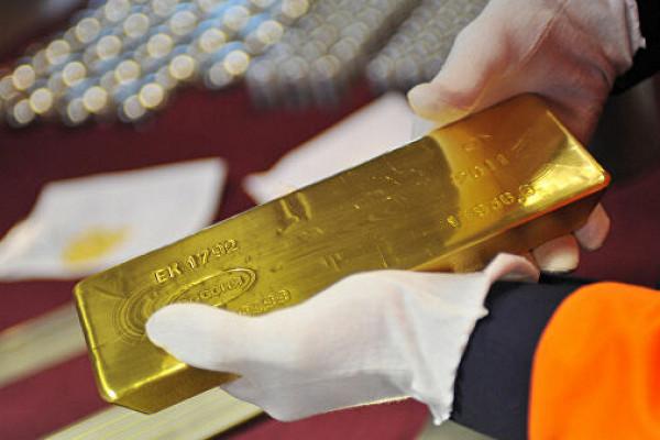 Россия получит рекордно много золота