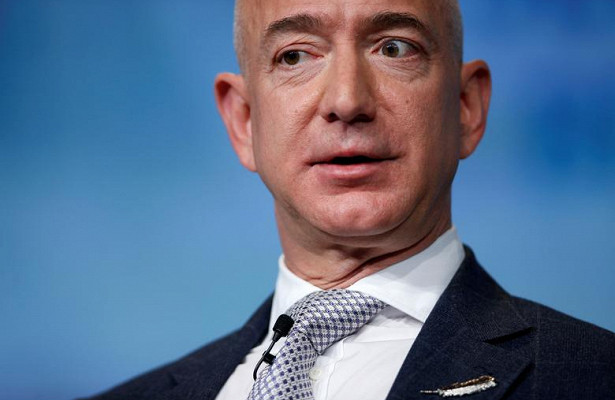 Безос продал акции Amazon насумму более $10,2млрд