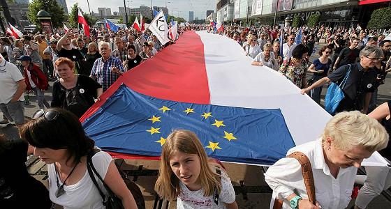 Британский референдум дает шанс полякам
