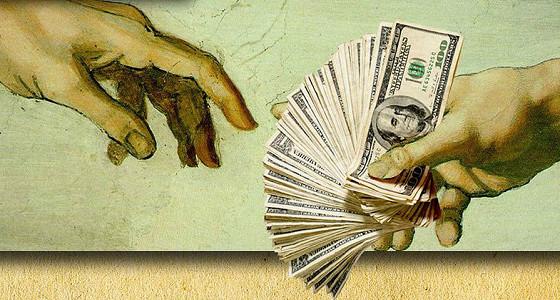 Промышленность коррупции не боится