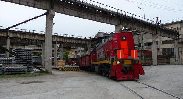 Вэтом году наДВЖД будет поставлено маневровых локомотивов почти втрое меньше, чемвпрошлом