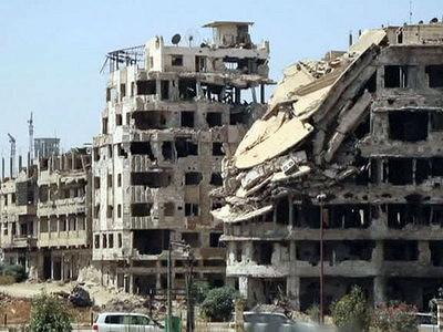 Минобороны Турции: Курды вСирии подверглись ответному обстрелу