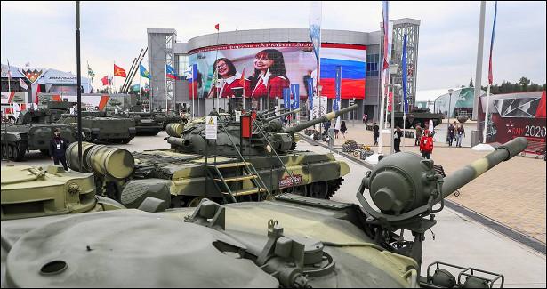 Названа дата международного форума «Армия»