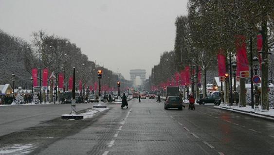 ЛеПен открыла собственный предвыборный штаб встолице франции