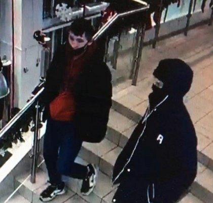 ВКирове полиция разыскивает парней, расплатившихся чужой банковской картой