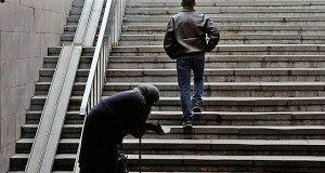 Власти с тревогой наблюдают за ростом бедности