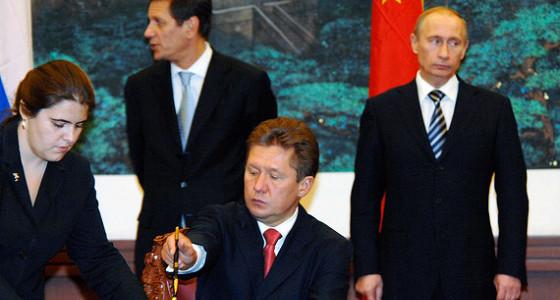 Азия может не оправдать надежд «Газпрома»