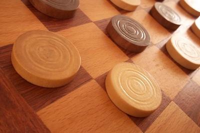 Юные шашисты изПодмосковья приняли участие вмеждународном матче порусским шашкам