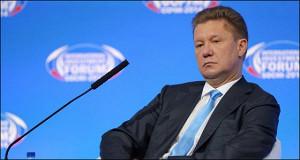 Миллер предостерег Украину от отбора транзитного газа