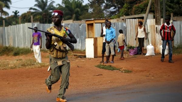 Вооруженные силы ЦАРвернули контроль надгородом Буар